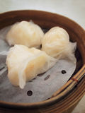 Shrimp dumplings Stock Photography