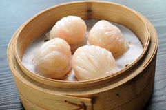 Shrimp Dumplings Stock Images