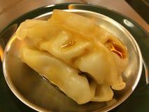 Shrimp dumplings Stock Photos