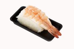 Shrimp (EBI) sushi Royalty Free Stock Image