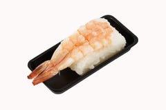 Shrimp (EBI) sushi Royalty Free Stock Photo