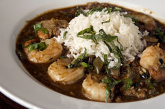 Shrimp etouffee 2 Royalty Free Stock Images
