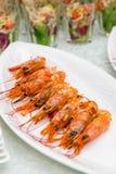 Shrimp Food Appetizer Royalty Free Stock Photo