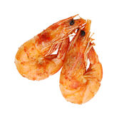 Shrimp fried Royalty Free Stock Image