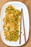 Shrimp Fried Rice Royalty Free Stock Photography