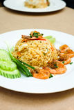 Shrimp Fried Rice Stock Photography