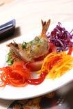 Shrimp grilled Royalty Free Stock Photo