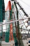 Shrimp Nets Royalty Free Stock Image