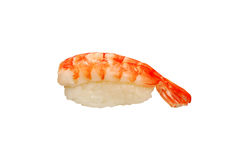 Shrimp nigiri Royalty Free Stock Image