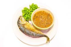 Shrimp paste chilli sauce Royalty Free Stock Photo