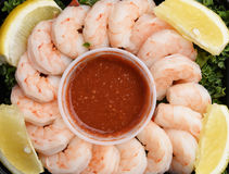 Shrimp prawns Royalty Free Stock Images