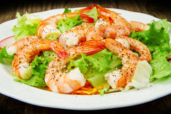 Shrimp Salad Stock Photos