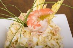 Free Shrimp Salad Stock Photos - 35393813