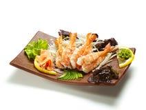 Free Shrimp Sashimi Stock Photography - 11840822