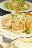 Shrimp Scampi Royalty Free Stock Image