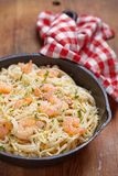 Shrimp Scampi Royalty Free Stock Photo