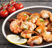 Shrimp Sea Food Royalty Free Stock Images