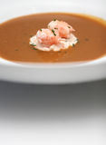 Shrimp Soup Stock Photography