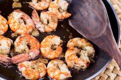 Shrimp stew Stock Images