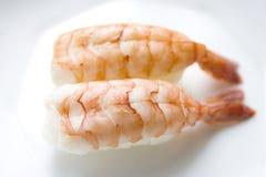 Shrimp sushi Royalty Free Stock Image