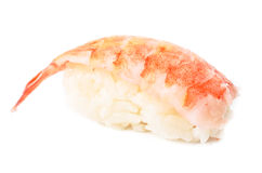 Shrimp sushi Stock Photography