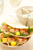 Shrimp Taco Stock Photos