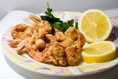 Shrimp tempura Stock Photos
