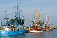 Shrimp trawler Royalty Free Stock Images