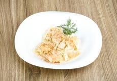 Shrimp wanton Royalty Free Stock Photo