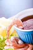 Shrimps Royalty Free Stock Photography