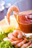 Shrimps Stock Image