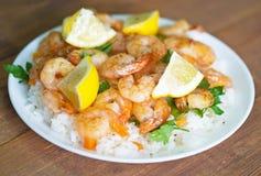 Free Shrimps Royalty Free Stock Photography - 53265767