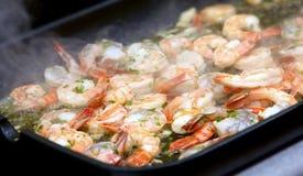 The shrimps Royalty Free Stock Photo