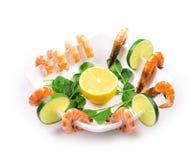 Shrimps close up Royalty Free Stock Image