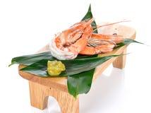 Shrimps. Prawns Stock Photos