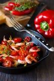 Shrimps. Royalty Free Stock Image