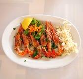 Shrimps Royalty Free Stock Image