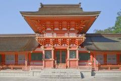 Shrine Royalty Free Stock Photography