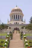 Shrine of the Báb and its associated terraces Royalty Free Stock Photography