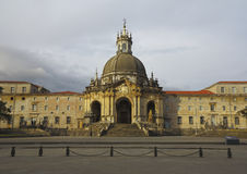 Shrine and Basilica of Loyola. Royalty Free Stock Photo
