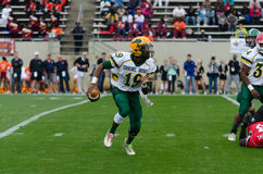 Shrine Bowl of the Carolinas Royalty Free Stock Images