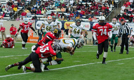 Shrine Bowl of the Carolinas Stock Image