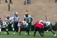 Shrine Bowl of the Carolinas Royalty Free Stock Photo