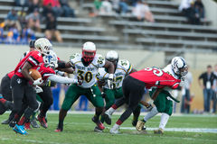 Shrine Bowl of the Carolinas Stock Photography