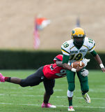 Shrine Bowl of the Carolinas Stock Photos