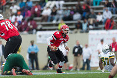 Shrine Bowl of the Carolinas Stock Images