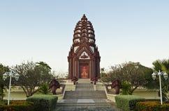 Shrine of the city Stock Photo