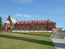Shrine Of Divine Mercy In Lagiewniki. Krakow Royalty Free Stock Image