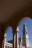 Shrine of Fatima Royalty Free Stock Photography