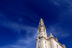 Shrine of Fatima Royalty Free Stock Image